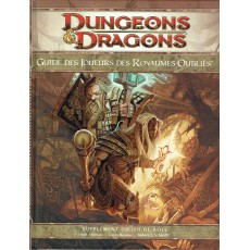 Guide des Joueurs des Royaumes Oubliés (jdr Dungeons & Dragons 4)