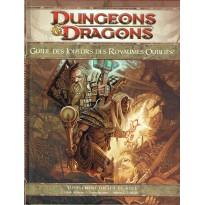 Guide des Joueurs des Royaumes Oubliés (jdr Dungeons & Dragons 4) 006