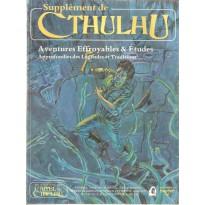 Supplément de Cthulhu (jdr L'Appel de Cthulhu) 002