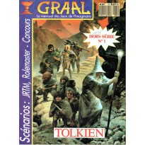 Graal Hors-Série N° 1 - Spécial Tolkien (Mensuel de jeux de rôles) 002