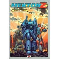 Mekton Z Plus (jdr Mekton Z en VF) 002