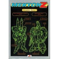 Invasion Terre 1 (jdr Mekton Z en VF) 001