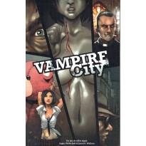 Vampire City - Le jeu de rôle (jdr Pulp Fever en VF)
