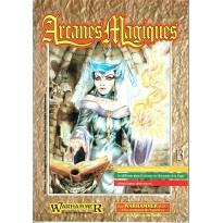 Le Grimoire N° 13 - Arcanes Magiques (fanzine Warhammer jdr 1ère édition) 002