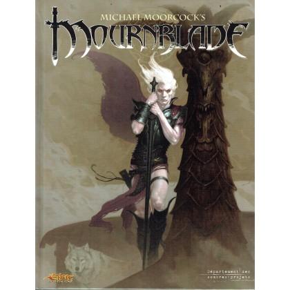 Mournblade - Le Jeu de Rôle (jdr Elric de Melniboné en VF) 002