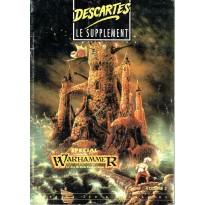 Descartes Le Supplément Volume 2 - Spécial Warhammer (revue jeux de rôle) 001