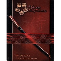 Le Livre des Cinq Anneaux - Jeu de rôle (livre de règles jdr Troisième édition en VF) 002