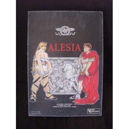 Alésia (wargame antique de Jeux Descartes en VF) 001