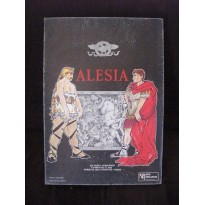 Alésia (wargame antique de Jeux Descartes en VF) 001