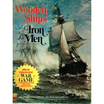 Wooden Ships & Iron Men (wargame Avalon Hill en VO)