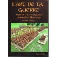 L'Art de la Guerre - Règle de jeu avec figurines Antiquité et Moyen-Age (Livre V2 en VF) 001