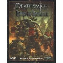 Rites de Bataille (jeu de rôle Deathwatch en VF) 001