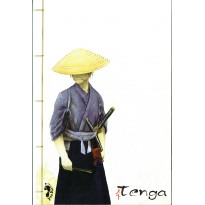 Tenga - Livre de Base (jdr éditions John Doe en VF) 002