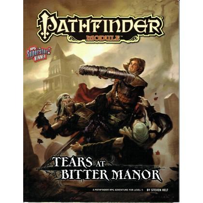 Tears at Bitter Manor (jdr Pathfinder Module en VO) 001