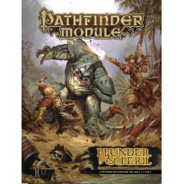 Plunder & Peril (jdr Pathfinder Module en VO)
