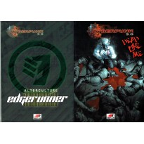 Lot Alterculture Edgerunner & Dead like me (jdr Cyberpunk 3.0 en VF)