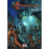 Cyberpunk 3.0 - Livre de base Année 203X (jdr d'Oriflam en VF) 001