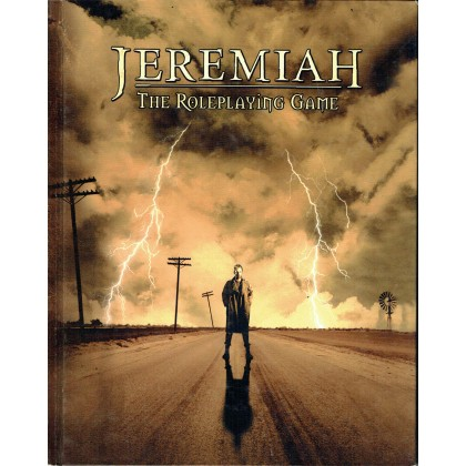 Jeremiah - The Roleplaying Game (jdr de Mongoose Publishing en VO) 002
