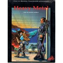 Heavy Metal - Boîte de Base (jdr Siroz en VF)