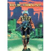 Heavy Metal - Killing Teknology (Extension N°3 jdr Siroz en VF)