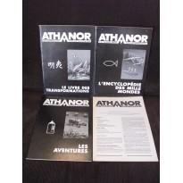 Athanor - La Terre des Mille Mondes (Contenu de la boîte de base de jdr en VF) 002