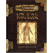 Epic Level Handbook (jdr Dungeons & Dragons 3.0 en VO)