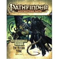 Shattered Star 63 - The Asylum Stone (Pathfinder jdr en VO) 001
