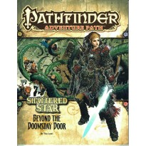 Shattered Star 64 - Beyond the Doomsday Door (Pathfinder jdr en VO) 001