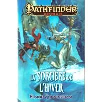 La Sorcière de l'Hiver (roman univers Pathfinder en VF) 001