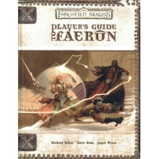 Forgotten Realms - Player's Guide to Faerûn (jdr D&D 3 en VO)