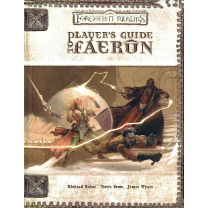 Forgotten Realms - Player's Guide to Faerûn (jdr D&D 3 en VO) 002