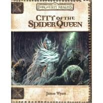 City of the Spider Queen (jdr D&D 3 Forgotten Realms en VO) 001