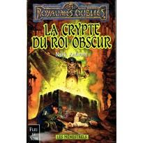 La Crypte du Roi obscur (roman Les Royaumes Oubliés en VF) 001