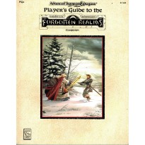 PG2 Player's Guide to the Forgotten Realms (jdr AD&D 2 en VO) 001