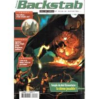 Backstab N° 46 (le magazine des jeux de rôles) 001