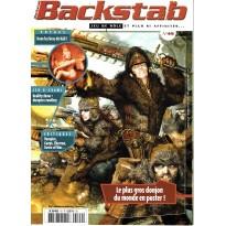 Backstab N° 49 (le magazine des jeux de rôles) 001
