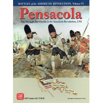 Pensacola - The Struggle for Floridia 1781 (wargame GMT) 001