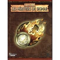 Les Héritiers de Sigmar (Warhammer jdr 2ème édition en VF) 001