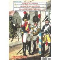 Manuscrits de Berka, de Brunswick et de Zimmermann (Tradition Magazine Hors-Série n° 6) 001