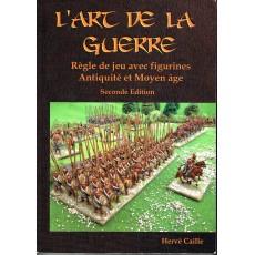 L'Art de la Guerre - Règle de jeu avec figurines Antiquité et Moyen-Age (Livre V2 en VF)