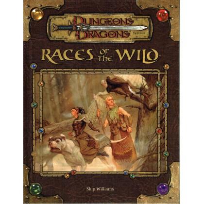 Races of the Wild (jdr D&D 3.5 en VO) 001