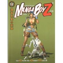 Manga BoyZ 3.0 - La Chute du Géant Mauve (jeu de rôle Le Grimoire en VF) 001