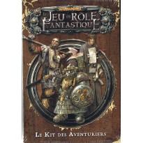 Le Kit des Aventuriers (jdr Warhammer 3ème édition en VF) 001
