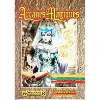 Le Grimoire N° 13 - Arcanes Magiques (fanzine Warhammer jdr 1ère édition) 003