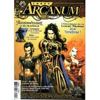 Codex Arcanum N° 1 (magazine des jeux de figurines fantastiques en VF) 001