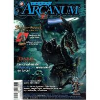 Codex Arcanum N° 2 (magazine des jeux de figurines fantastiques en VF) 001