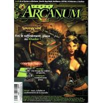 Codex Arcanum N° 3 (magazine des jeux de figurines fantastiques en VF) 001
