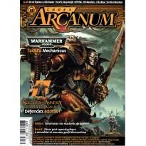 Codex Arcanum N° 8 (magazine des jeux de figurines fantastiques en VF) 001