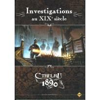 Cthulhu 1890 - Investigation au XIXe Siècle (jdr L'Appel de Cthulhu V6 en VF) 002