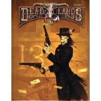 Deadlands Reloaded - Livre de Base (jdr Deuxième édition en VF) 001
